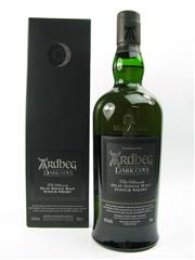 Sale 8290 - Lot 424 - 1x Ardbeg Dark Cove Islay Single Malt Scotch Whisky - in box