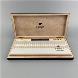 Sale 9250W - Lot 785 - Cohiba Shorts Cuban Cigars - 2020 limited edition humidor containing 50 cigars with slip cover
