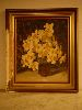 Sale 7523 - Lot 2218 - Alan Baker Daffodils, oil  Signed Lower Right 44 x 36.5 cm