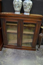 Sale 8093 - Lot 1010 - Small Victorian 2 Door Cabinet