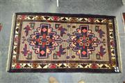 Sale 8117 - Lot 976 - Old Persian Balouch (90 x 140cm)