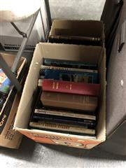 Sale 8759 - Lot 2297 - Box of Books on Australian History & Box of Books on American History etc (2)