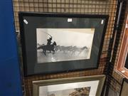 Sale 8771 - Lot 2090 - Artist Unknown - Wild Horses