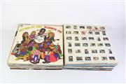 Sale 8823M - Lot 81 - Box Of Records Incl Blondie And Bob dylan