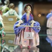 Sale 8236 - Lot 3 - Royal Doulton Figure Bo-Peep  HN 1810