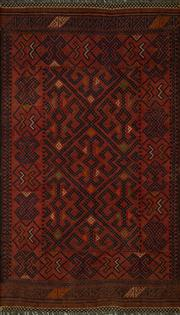 Sale 8439C - Lot 10 - Persian Somak 150cm x 100cm