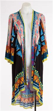 Sale 8640F - Lot 62 - Two Flying Tomato Bohemian kimonos, one sleeveless and another (size medium and large) together with a skirt, size medium.