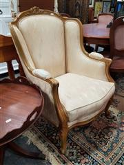 Sale 8676 - Lot 1060 - French Style Carver