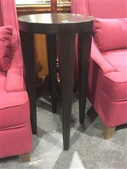 Sale 8740 - Lot 1514 - Timber Side Table