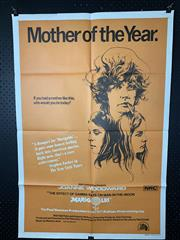 Sale 9003P - Lot 3 - Vintage Movie Poster - Mother of the Year (H: 100cm x W: 68cm)
