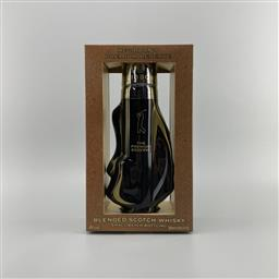 Sale 9165 - Lot 790 - McGibbons Premium Reserve - The Bag Blended Scotch Whisky - 43% ABV, 500ml novety decanter in box. Small batch bottling. Matured...