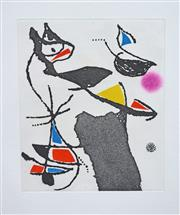 Sale 8794A - Lot 5013 - Joan Miró (1893 - 1983) - Untitled, 1976 28 x 22.5cm