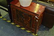 Sale 8013 - Lot 1060 - Small Oriental Cabinet