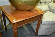Sale 8093 - Lot 1420 - Timber Occasional Table