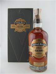 Sale 8411 - Lot 692 - 1x Chivas Brothers Ultis Blended Scotch Whisky - 1000ml in presentation box