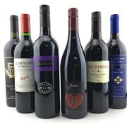 Sale 8553W - Lot 92 - 6x Assorted Wines including Penfolds & Chain of Ponds