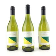Sale 8611W - Lot 53 - 3x 2014 Simon Whitlam Chardonnay, Hunter Valley