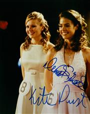 Sale 8870 - Lot 2096 - Kirsten Dunst & Denise Richards
