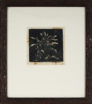 Sale 9045 - Lot 2004 - Helen Ogilvie (1902-1993) - Things of the Ground,1943 9.5 x 10 cm (frame: 32 x 28 x 2 cm)