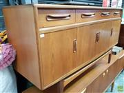 Sale 8566 - Lot 1077 - G-Plan Fresco Teak Sideboard