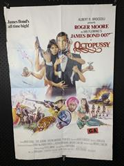 Sale 9003P - Lot 5 - Vintage Movie Poster - Octopussy (H: 100cm x W: 68cm)