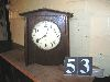 Sale 7504A - Lot 53 - SHELF CLOCK