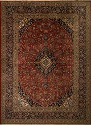 Sale 8424C - Lot 15 - Persian Kashan 405cm x 300cm