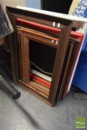 Sale 8530 - Lot 2124 - Collection of Picture Frames