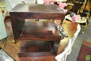 Sale 8431 - Lot 1049 - S Form Side Table