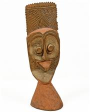 Sale 8267A - Lot 589 - Standing Mask (PNG)