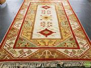 Sale 8515 - Lot 1051 - Turkish Hand Knotted Woollen Rug (290 x 202cm)
