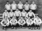 Sale 8764 - Lot 67A - Australia Rugby Union Team, 1966 - 22 x 30cm