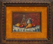 Sale 8690A - Lot 5018 - Artist Unknown - Still Life 12 x 17cm