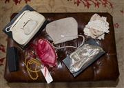 Sale 7981B - Lot 94 - Spencer and Rutherford purse plus Oroton examples