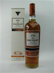 Sale 8290 - Lot 409 - 1x The Macallan Sienna Sherry Oak Cask Highland Single Malt Scotch Whisky - in box