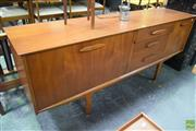 Sale 8550 - Lot 1077 - Jentique Teak Sideboard