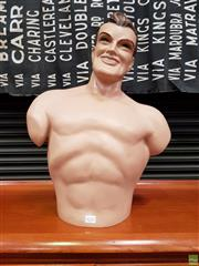 Sale 8607 - Lot 1032 - Early Chesty Bonds Mannequin Bust