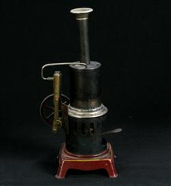 Sale 7907 - Lot 44 - Metal Donkey Engine (Height - 24cm)