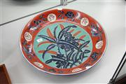 Sale 8324 - Lot 46 - Hsuan Te Style Red Glaze Plate