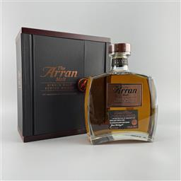 Sale 9217A - Lot 845 - The Isle of Arran Distillers 21st Anniversary Special Release Single Malt Scotch Whisky - limited edition of 5988 bottles, 52.6% A...