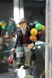Sale 8296 - Lot 2 - Royal The Balloon Man