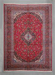 Sale 8480C - Lot 4 - Persian Kashan 300cm x 400cm