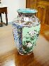 Sale 7360 - Lot 80 - A MEIJI PERIOD CLOISONNE VASE