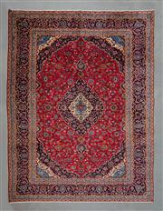 Sale 8480C - Lot 5 - Persian Kashan 385cm x 297cm
