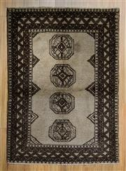 Sale 8566C - Lot 43 - Persian Turkman 170cm x 117cm