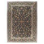 Sale 8890C - Lot 1 - Persian Semi-Antique Kashan Carpet, c1940, 377x275cm, Handspun Wool