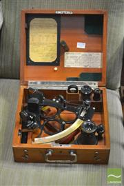 Sale 8277 - Lot 1029 - Cased Sextant
