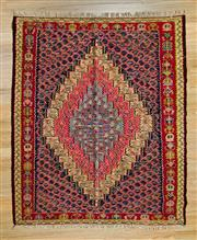 Sale 8566C - Lot 44 - Persian Sana 150cm x 127cm