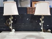 Sale 8934 - Lot 1005 - Pair of Laura Ashley Table Lamps
