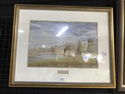 Sale 9050 - Lot 2037 - Artist Unknown - Ross. Herefordshire, watercolour